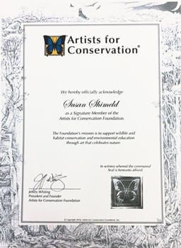 Artists for Conservation.