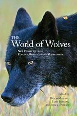 World of Wolves book. Illustrations Susan Shimeld