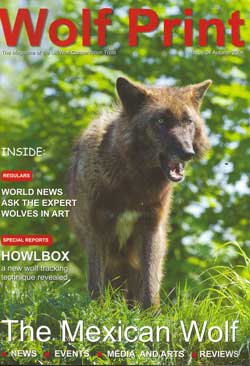 Wolf Journal produced by the UK Wolf Conservation Trust