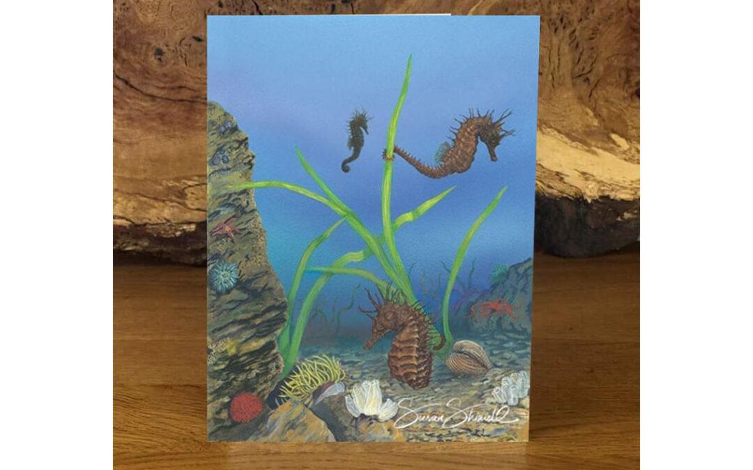 Seahorse Greetings